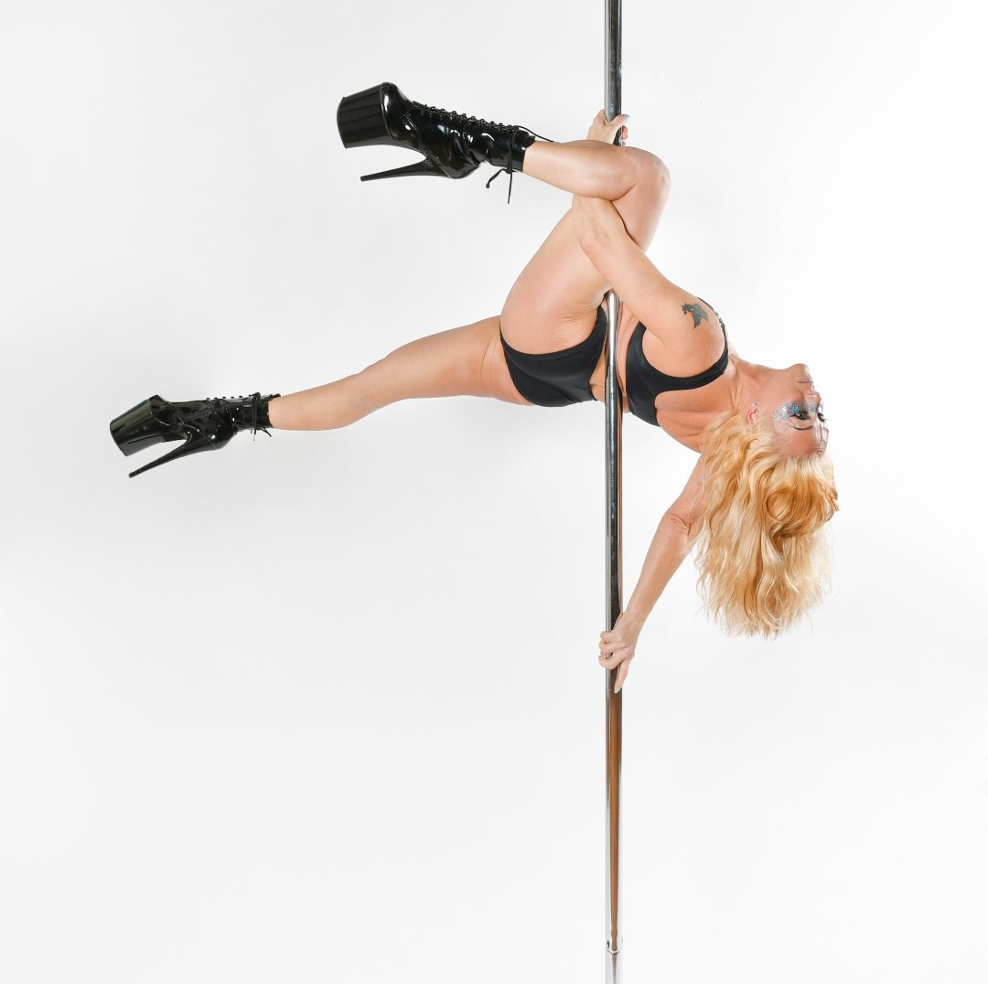 Voodoo Doll Shoot, Samantha Walsh Pole Fitness, Pole Instructor Burnley, Pole Instructor Lancashire, Pole Dance
