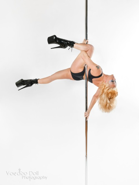 Voodoo Doll Shoot, Samantha Walsh Pole Fitness, Pole Instructor Burnley, Pole Instructor Lancashire, Pole Dance